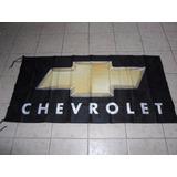 Bandera Chevrolet 3 D 0,75m X 1,50m