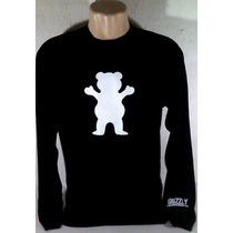 Camiseta Camisa Skate Grizzly Diamond Dgk Palace Odd Future