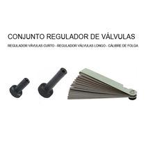 Cj Reguladores De Válvulas E Calibre De Folga - Moto Brasil