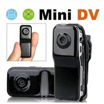 Mini Cámara Espía Dvr Digital Micro Sd Webcam Camcorder