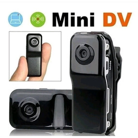 Mini Cámara Espía Dvr Digital Micro Sd Webcam Camcorder