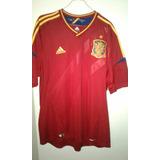 Camisa Espana Futbol Origial