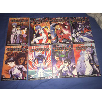 Pack 17 Tomos Manga Evangelion Editorial Ivrea