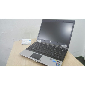 Notebook Hp Elitebook 2540p Core I7 Hd Ssd
