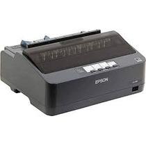 Impressora Epson Lx-350 Matricial Usb Bi-volt +2 Fita Brinde