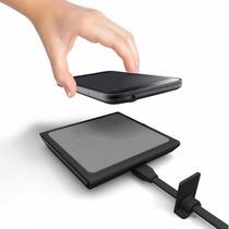 Cargador Inalámbrico Qi Para Smartphone Tylt Vusology-t