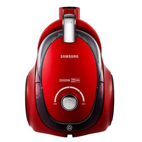 Aspiradora Samsung Vc20 Rojo