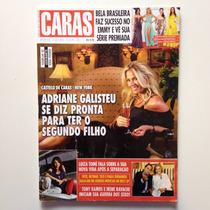 Revista Caras Adriane Galisteu Iran Malfitano Nº986