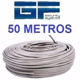 Cable Utp Cat 5e 50 Metros Marca Wireplus+ Testeado