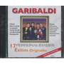 Garibaldi Disco Cd Personalidades. 20 Exitos