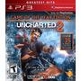 Uncharted 2 Original Fisico Juego Ps3 Como Nuevo
