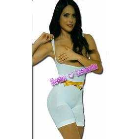 Mod. 1100 Body Siluette Body Boxer Senos Libres Seamless Vmj