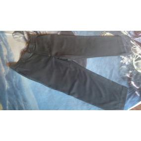 Pantalón De Vestir Perry Ellis Fino T/ 38x30 Hombre De Moda