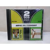 Arpas Del Paraguay 2 Albumes En Un Cd Duo Pora