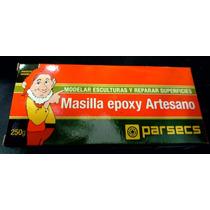 Masilla Epoxi Artesanos Parsecs X 250g. Subte A Carabobo