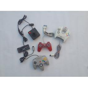 Joystick Atari Nintendo 64 Sega Master System Dreamcast