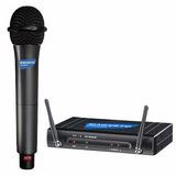 Microfono Inalambrico Mano Pro Uhf Magneto Sonora Msd16 Ht