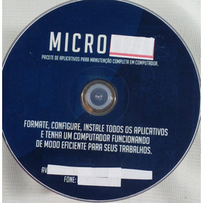 Pacote De Aplicativos Free P/ Manutenção Em Pc/frete Gratis.