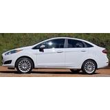 Sucata New Fiesta Titanium 2015 1.6 Autom Vendido Em Peças