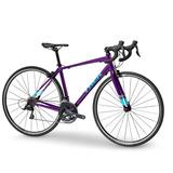 Bicicleta Ruta Mujer Lexa C Púrpura Trek