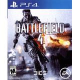 Battlefield 4 Para Ps4 Disco Fisico Nuevo Sellado