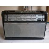 Radio Philips Passport All Transistor 4fx Déc 60