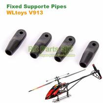 Fixador Do Suporte De Cauda Support Pipes Helicoptero V913