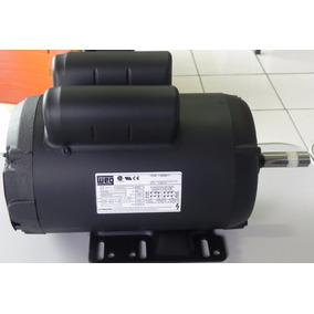 Motor Monofásico 2cv Baixa Rotação,marca Weg, Para Betoneira