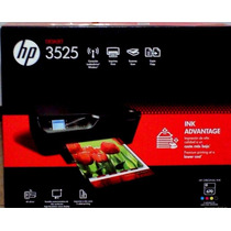 Multifuncional Hp 3525 Wifi Tinta Continua Instalado Tienda