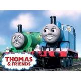 Cenefas Decorativas Para Cuarto De Niños - Tren Thomas