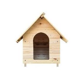 Casinha De Madeira Para Cães E Gatos N°4 Ref:29018