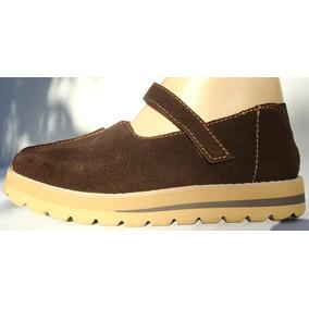 Key Biscayne Zapato Plataforma 36,37,38,39,40 Marron-ana.mar