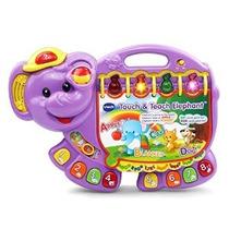 Vtech Touch Y Enseñe Elefante - Púrpura - Exclusivo Online