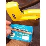 Grapas 9mm Caja 5000 Para Grapadora Stanley Mdf Tapicería
