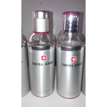 Frascos Vacios De Perfume Swiss Army 100ml