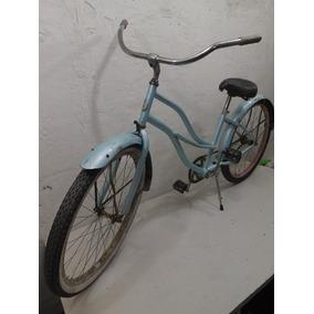 Bicicleta Rodado 26 De Fierro De Paseo En Buen Estado