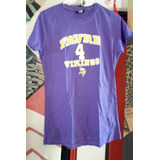 Blusa Minnesota Vikings Nfl Players Brett Favre Quarterback