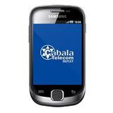Smartphone Samsung Galaxy Fit S5670 3g Preto Retirada Peças