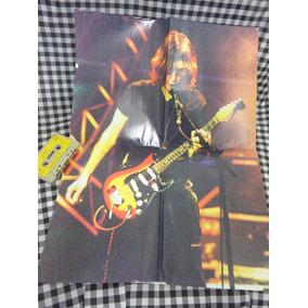 Revista Poster Lobão 2001 Uma Odisséia No Universo Paralelo