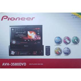 Pioneer Dvd Player Avh-3580dvd