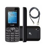 Celular Lemon Mobile Sensi Lm-754 Dual Chip Saída P Antena