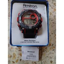 Reloj Armitron Hombre 40/8284 Digital Cronógrafo Digital