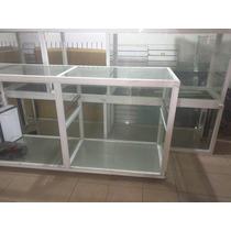 Exhibidor Anaquel Mostrador De Aluminio