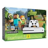 Xbox One S 500gb Nuevo Coleccion Minecraft Sellado