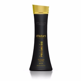 Shampoo Mutari Clear Pro - Progress Everyday