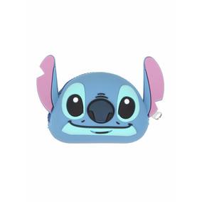 Monedero Lilo Stitch Modelo Stitch Disney Silicón