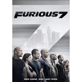 Dvd: Rapido Y Furioso 7