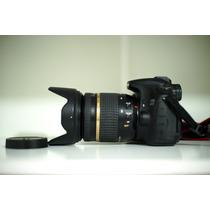 Canon 60d,tamron 17-50 2.8 Vc, 3 Baterias - 12.660 Clicks