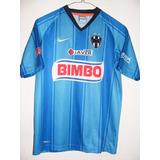 Camiseta Rayados De Monterrey Nike Junior - Niño