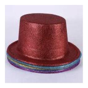 Artículos Para Bodas fiestas 10 Sombreros Escarcha Colores d72893fbe04